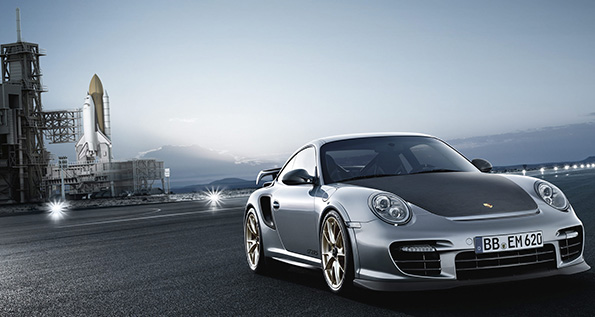 Porsche Centre Mannheim