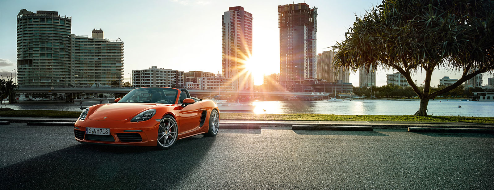 Leasingangebote | 718 Boxster S