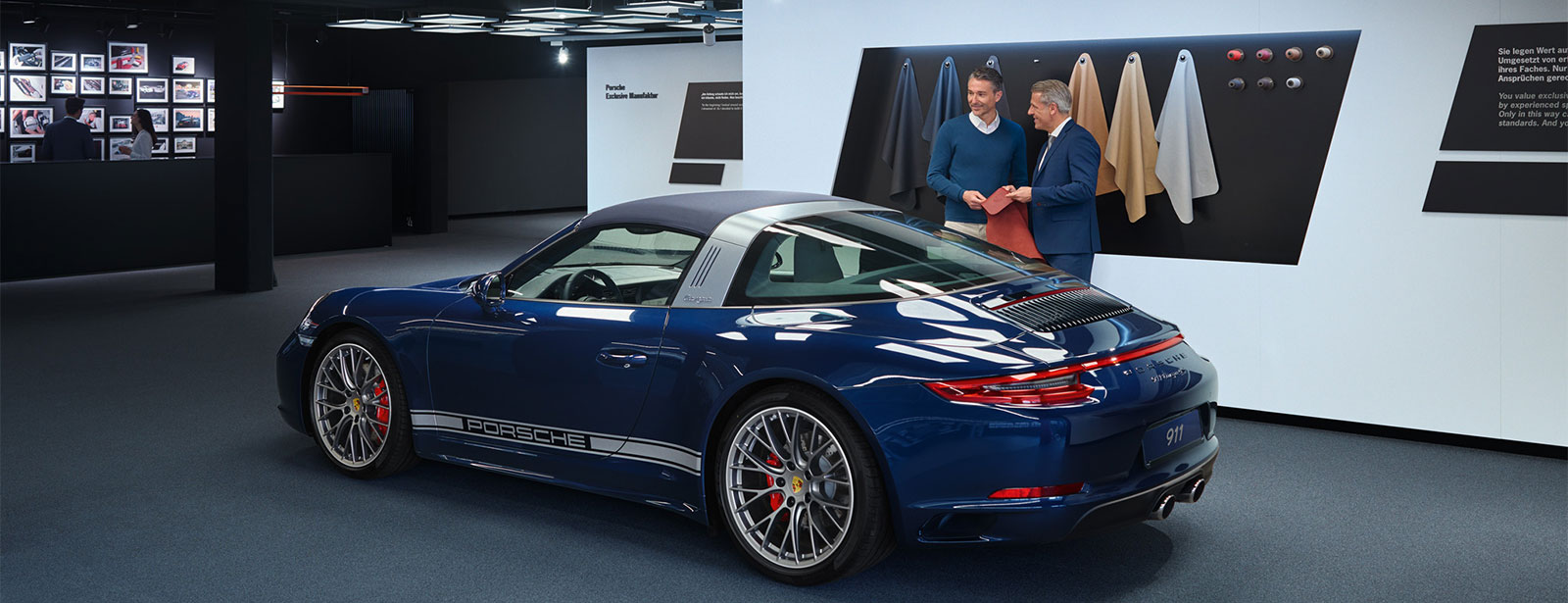 Porsche Exclusive Manufaktur Partner
