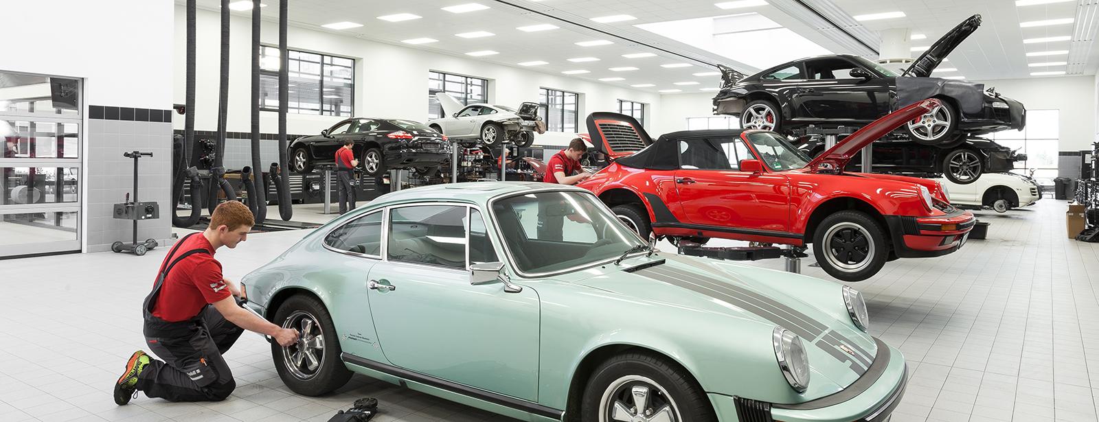 Ihr Porsche Classic Partner