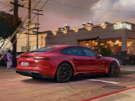 Unser exklusives Leasingangebot für gewerbliche Kunden: Porsche Panamera GTS