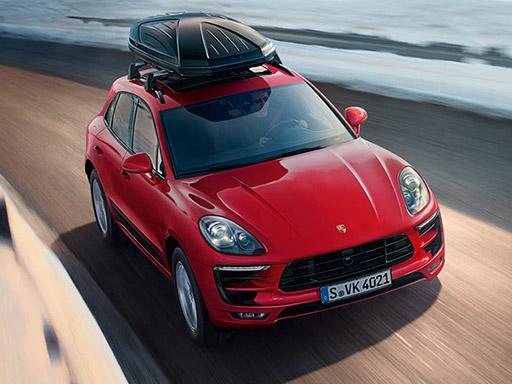 Leasingangebot Porsche Macan