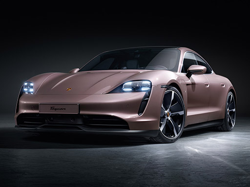 Leasingangebot Porsche Taycan