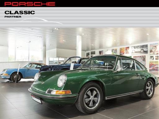 Ihr offizieller Porsche Classic Partner.